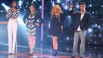 It was one of the most important nights on The X Factor as our Top 4 battled for a spot in the three-person finale.