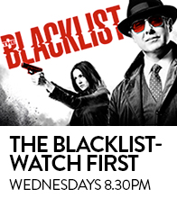 The Blacklist - Watch First