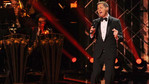"Michael Bublé was in the house and got the spirit of Big Band Week started with ""You Make Me Feel So Young."""