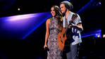 All four judges gave Alex & Sierra a standing ovation for their performance.