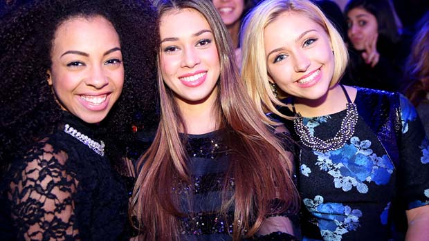 We miss you Sweet Suspense! The gal group watched the show from the audience.