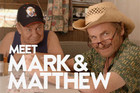 Meet Mark and Matthew
