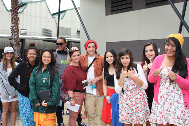 X Factor Auckland Auditions