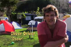 Oliver Driver chats about his character Oscar