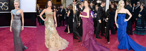 Oscars 2013 Fashion - The Good, The Bad, The Ugly...