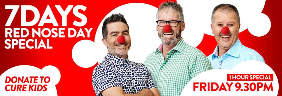 7 Days Red Nose Special