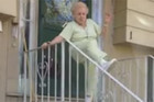 Sweet 88-Year-Old Grandma Dances Her Way to the Car