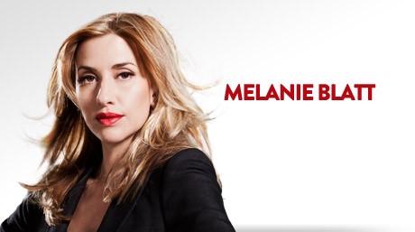 Melanie Blatt on The X Factor NZ