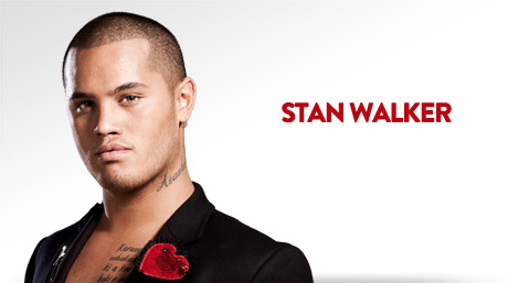 Stan Walker on The X Factor NZ