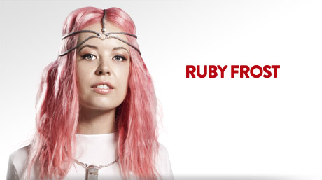 Ruby Frost on The X Factor NZ