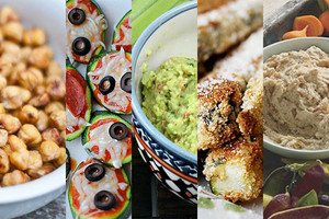 5 Super Healthy Snack Foods For Parties