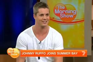 Johnny Ruffo