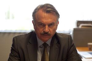 """Sam Neill As Jim """"Stocks"""" Stockton"""