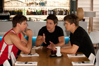 Brax tries to reconcile the tension bewteen and Kyle
