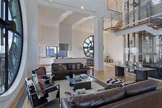 Phenomenal Clock Tower Penthouse