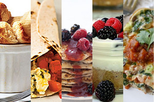 5 Wonderful Sunday Brunches Under 300 Calories!