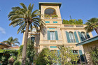 Inside F. Scott Fitzgerald's Stunning Mediterranean Villa