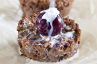 Healthy Black Forest Baked Oatmeal