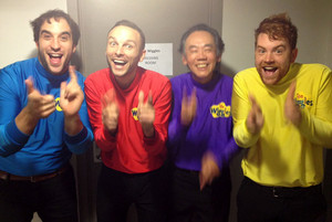 Meet the new Wiggles.