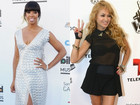 Kelly Rowland and Paulina Rubio join the X Factor US judges panel