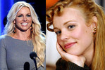 Britney Spears actually auditioned for Allie in The Notebook (this went to Rachel McAdams)