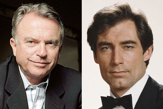 Sam Neill almost became a 007 but lost out to Timothy Dalton