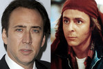 Nicolas Cage might have had a very different career if he started out as John Bender (this went to Judd Nelson)