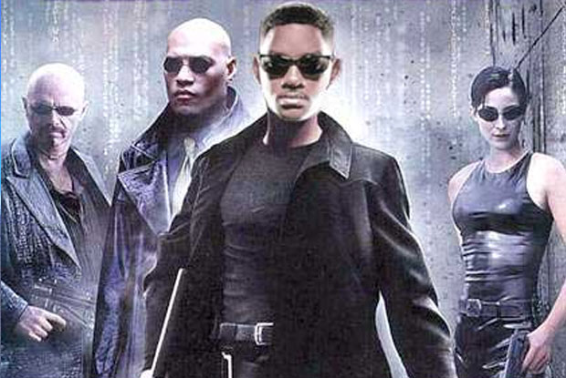 Will Smith was seriously considered as Neo in The Matrix