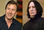 Tim Roth as Severus Snape? They do have a similar nose