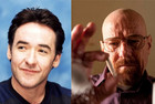 John Cusack was considered for Walter White in Breaking Bad (which went to Bryan Cranston)