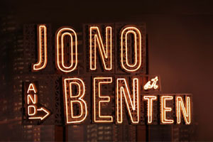 Win tickets to Jono and Ben at Ten