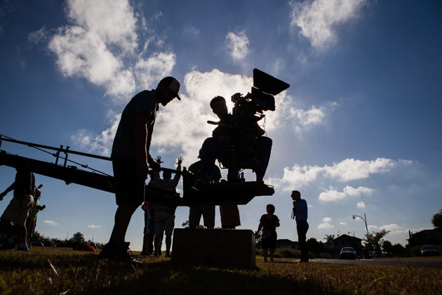 Behind the scenes - Season 3