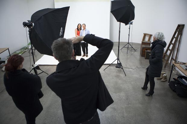 Alisa and Koan's shoot