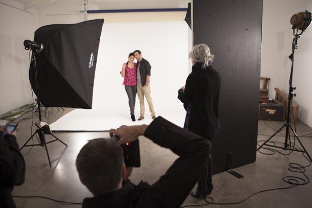 Loz and Tom's shoot