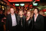 Mark Caulton, Sue Woodfield, Julie Christie and Liz Fraser