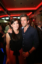 Loz & Tom at The Block NZ launch
