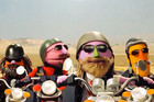 Sesame Street Sons of Anarchy