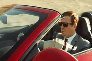 Damian Lewis Stars in Jaguar Short 'Desire'