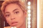 Beyonce hair cut