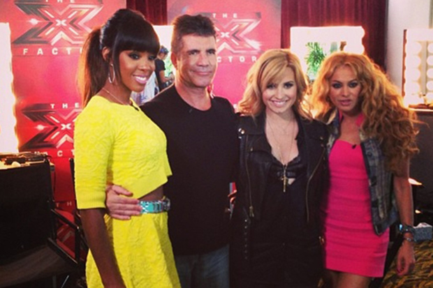 Season 3 Sneak Peek - Kelly, Simon, Demi and Paulina