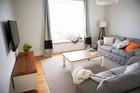 Alisa and Koan's new living area