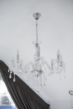 Alice's favourite chandelier