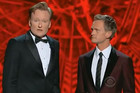 Neil at the Emmys