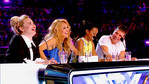 The judges looked they were having a blast during the season 3 premiere.