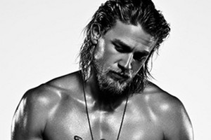 Charlie Hunnam announced to play lead character of Fifty Shades of Grey film adaptation.