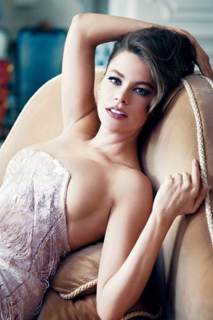 Sofia Vergara Vanity Fair Shoot