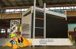 Alisa and Koan's hideaway bed