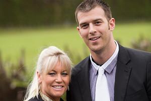 Tracey and Matt