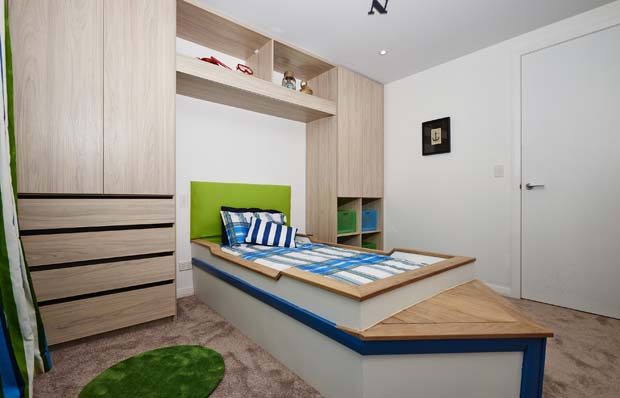 Maree and James' Kids Room