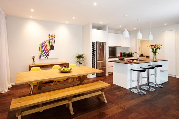 Quinn and Ben's Kitchen